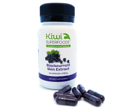 Blackcurrant Skin Extract - Kiwi Superfoods Ltd