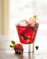 Elderberry Iced Tea Cocktail