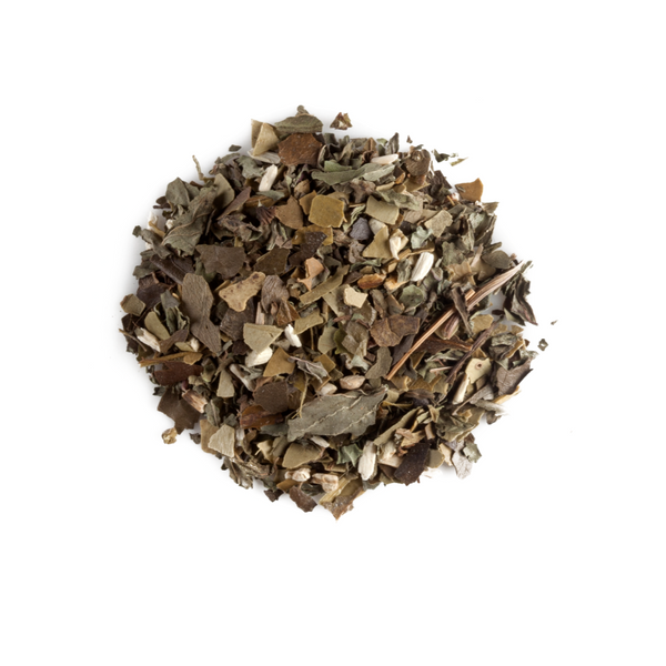Amazon Mint Organic, Fair Trade Yerba Maté and Guayusa