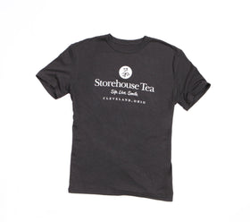 Charcoal Black Tea Shirt