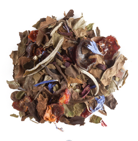 Blueberry Hibiscus Organic White Tea