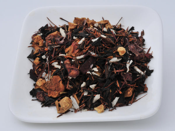 Chocolate Coconut Black Tea Organic Fair Trade Tea