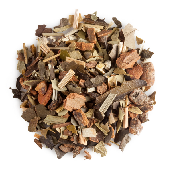 Cinnamon Spice Organic Fair Trade Yerba Mate and Guayusa