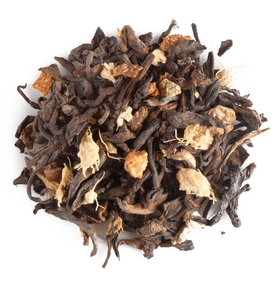 Ginger Pu-erh Organic Green Tea