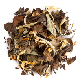 Gingerly Peach Organic White Tea