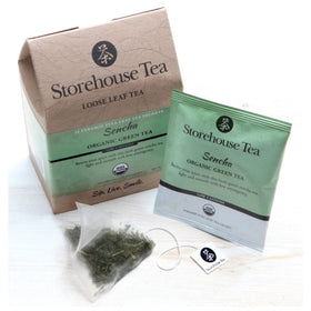 Sencha Green Tea Sachets