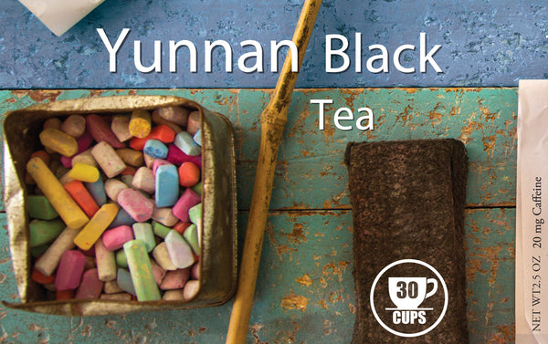 Yunnan Organic Black Tea