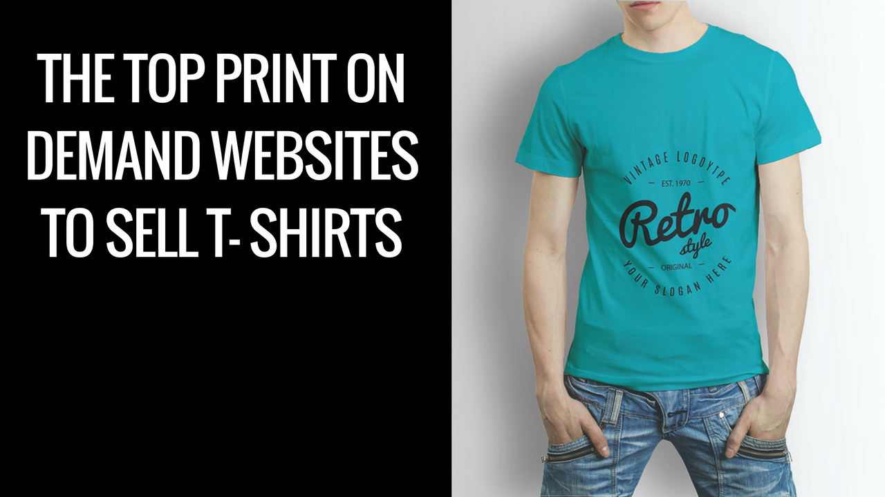 How To Make Passive Income Selling T-Shirts Online