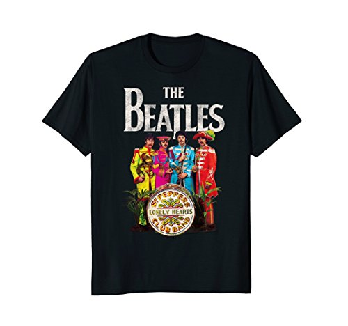 The Beatles Lonely Hearts Sergeant T-shirt - UGR Collection