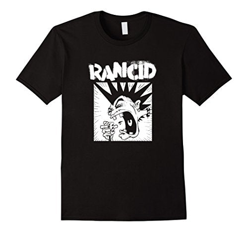 Rancid Microphone Guy T-Shirt - Official Merch - UGR Collection