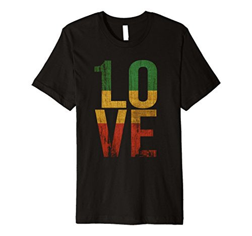 1 Love  T-Shirt - UGR Collection