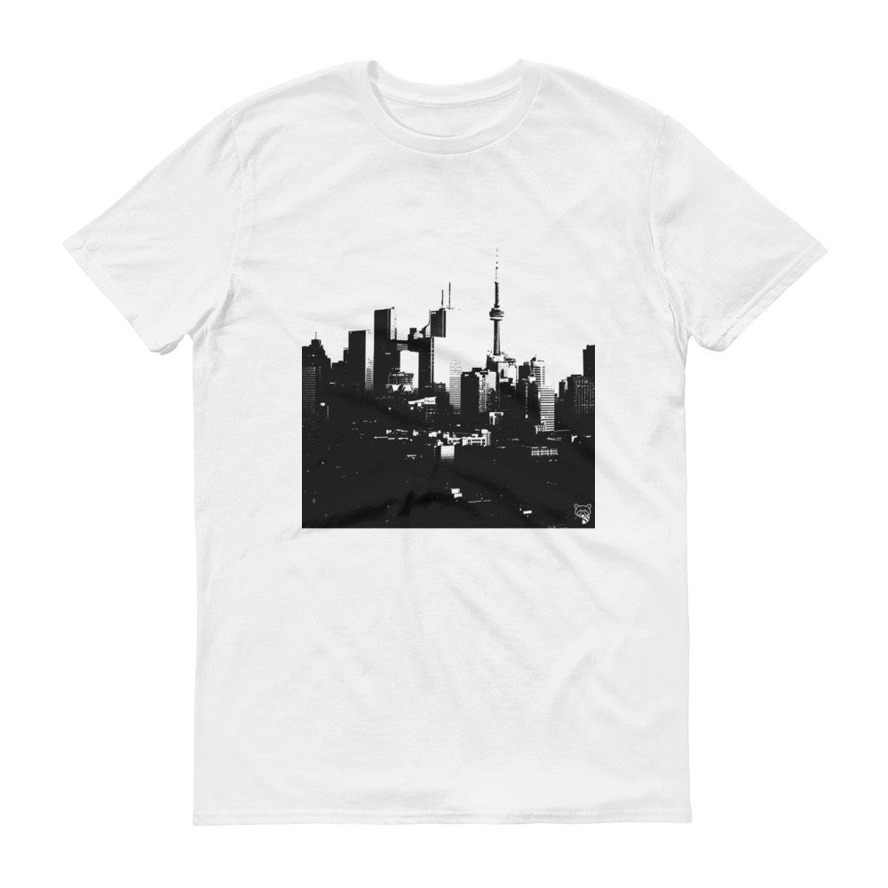 Toronto Skyline T Shirt Canadian City Unisex - UGR Collection
