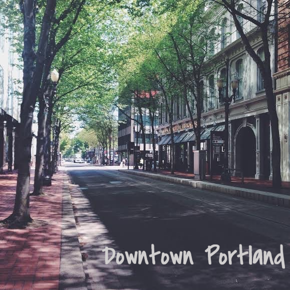 Homesick Portland Oregon