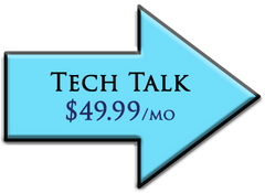 Tech Talk Signup