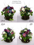 Country Floral Centerpiece