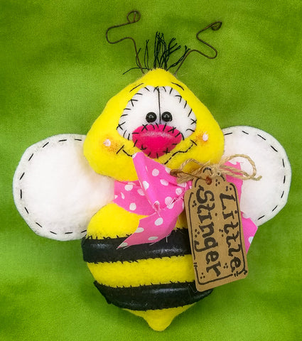 Stinger Bee Primitive