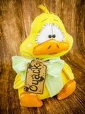 Duck Primitive Decor