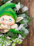 Woodland Fairy Wreath