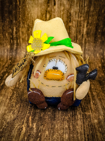 Primitive Fall Scarecrow