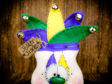 Jester Jingle - Mardi Gras Primitive