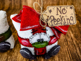 Primitive No Peeking Presents
