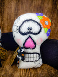 Primitive Sugar Skulls