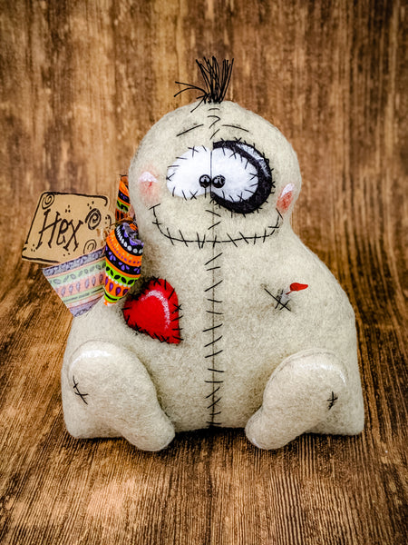 Primitive Voodoo Doll