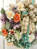 Country Cottage Wreath