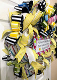 Fun Mother's Day Wreath