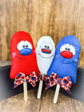 Summer Popsicle Decor