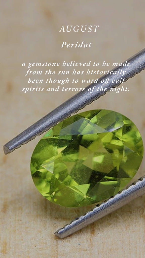 Birthstone of the Month | Peridot