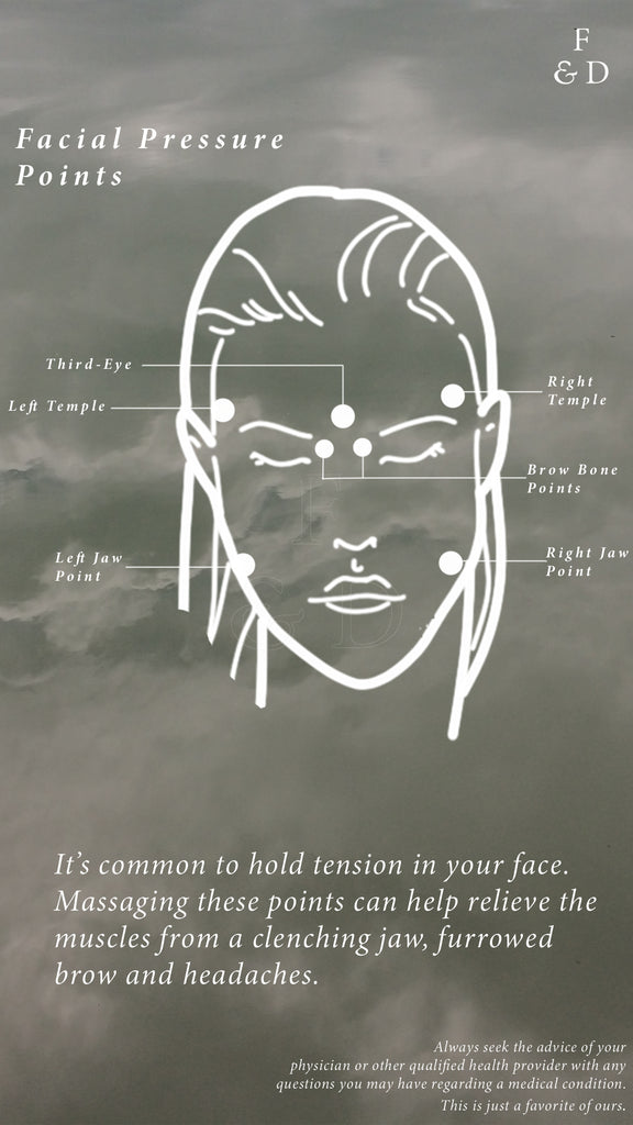 Pressure Points | At Home Facial Massage