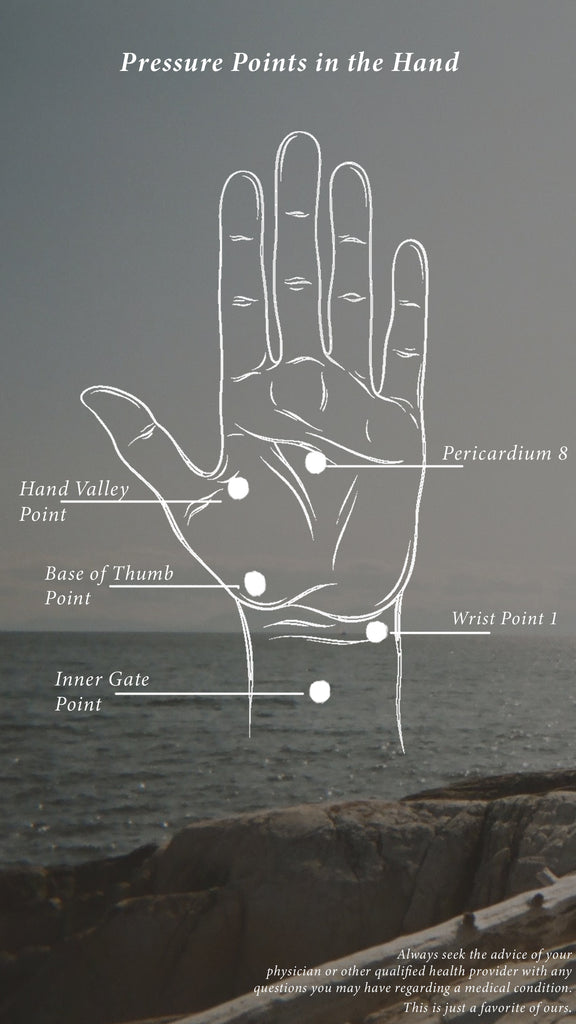 Pressure Points | At Home Hand Massage