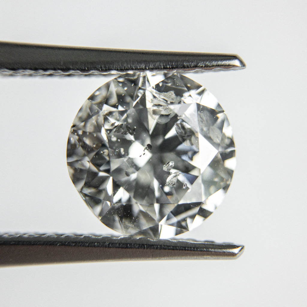 White Brilliant Diamond - 2.00ct Round