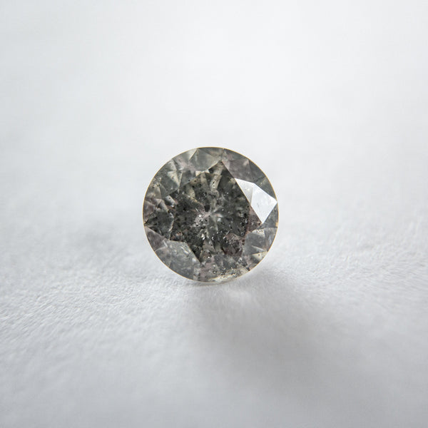 0.71ct 5.84x5.80x3.38mm Round Brilliant 18203-04