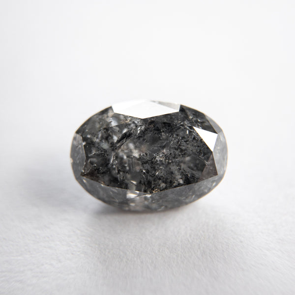 2.38ct 9.94x7.09x4.64mm Oval Brilliant 18224-01