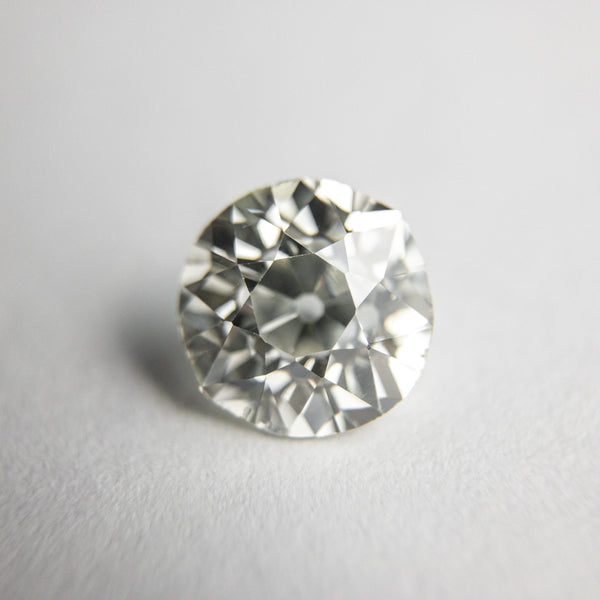 White Old European Cut Diamond - 1.46ct Round