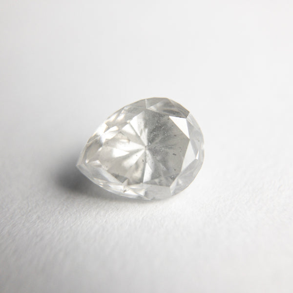 Icy Brilliant Diamond - 1.18ct Pear