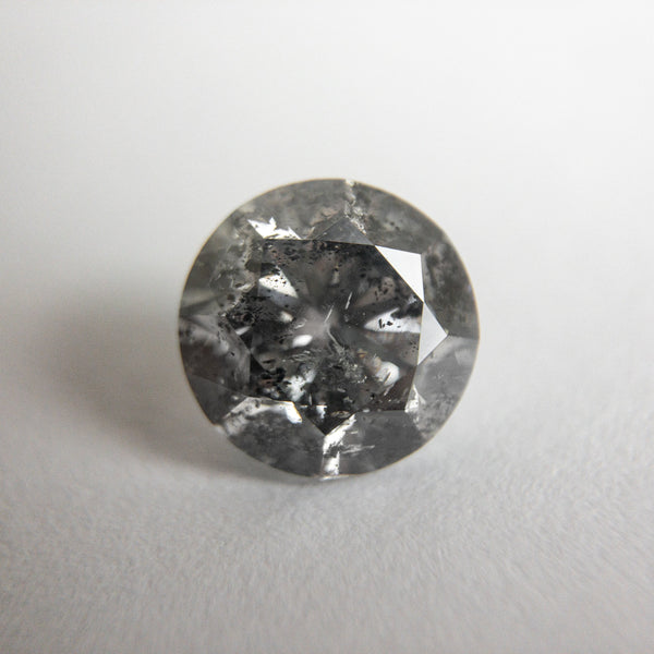 2.10ct 8.03x7.98x5.11mm Round Brilliant 18460-01 - Foe & Dear