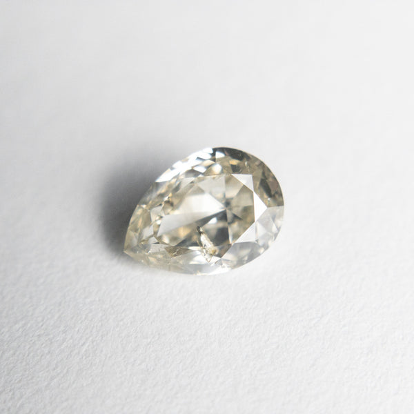 0.92ct 7.50x5.40x3.20mm Pear Double Cut 18483-24