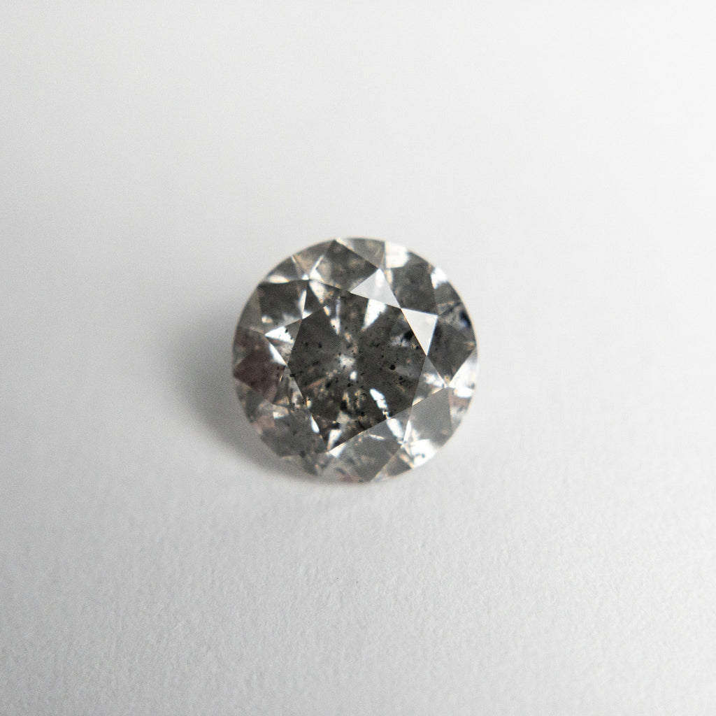1.05ct 6.42x6.39x4.00mm Round Brilliant 18660-06 - Foe & Dear