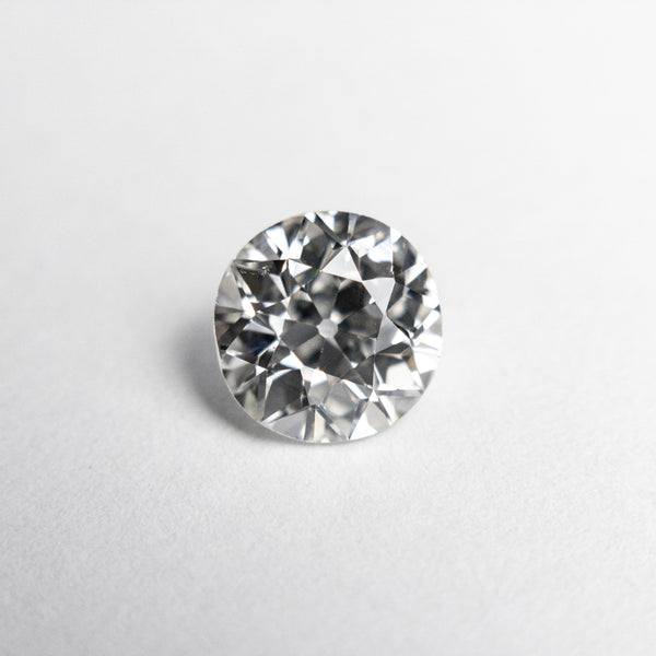 1.00ct 6.58x6.35x3.81mm GIA SI1 H Antique Old European Cut 18832-01