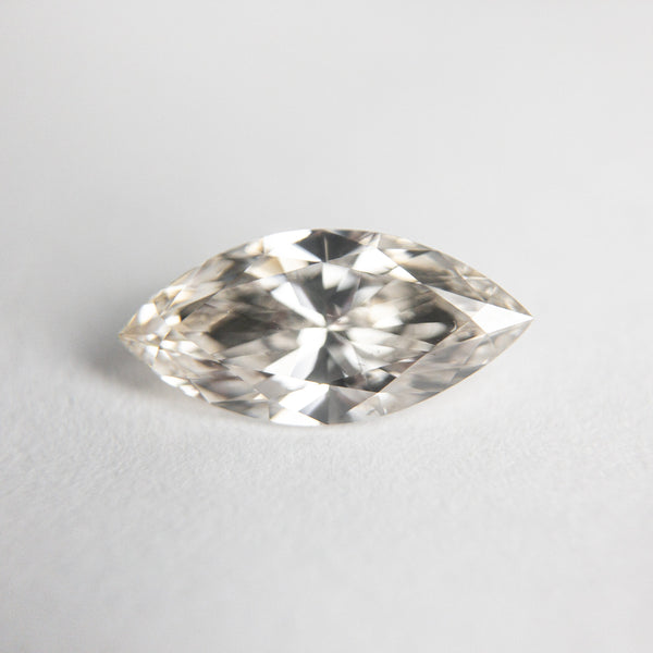 Champagne Brilliant Diamond - 1.00ct Marquise - Foe & Dear
