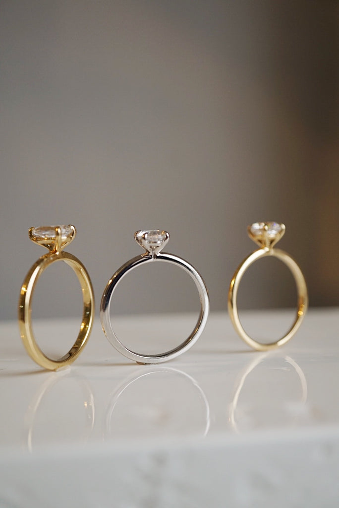 Only One Ring Setting *made-to-order - Foe & Dear