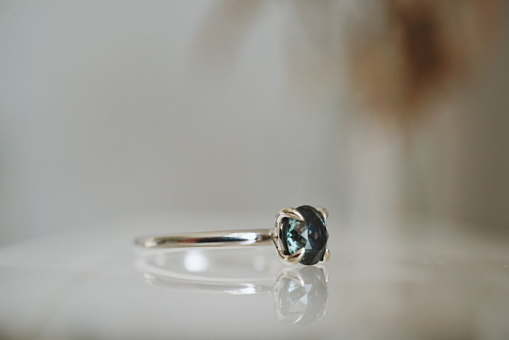 Only One Ring - 1.19ct Montana Sapphire *SOLD