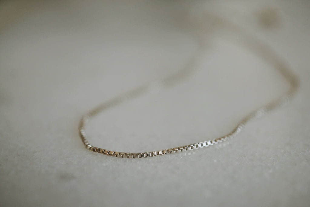Lightbeam Necklace