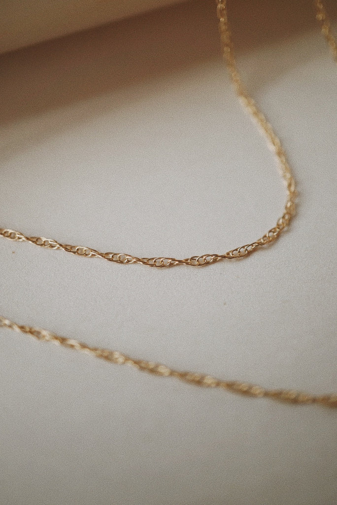 Rope Chain *made-to-order - Foe & Dear