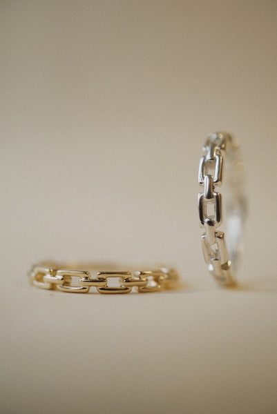 Baby Chain Ring *made-to-order - Foe & Dear