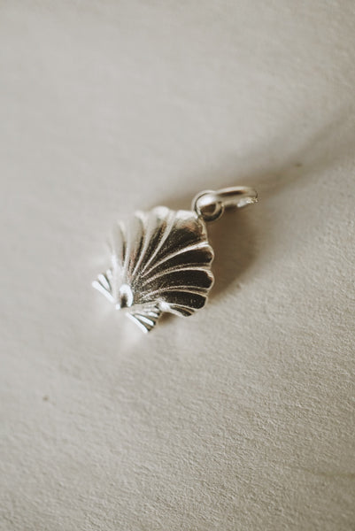 Shell Charm Pendant *made-to-order - Foe & Dear