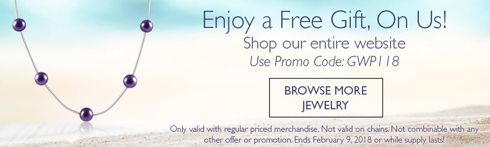 Enjoy A Free Gift, On Us!